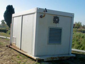 Location - vente de containers énergie - Techniques service
